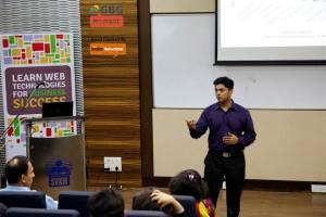 Ananth V ROI on social media Google mithibai event